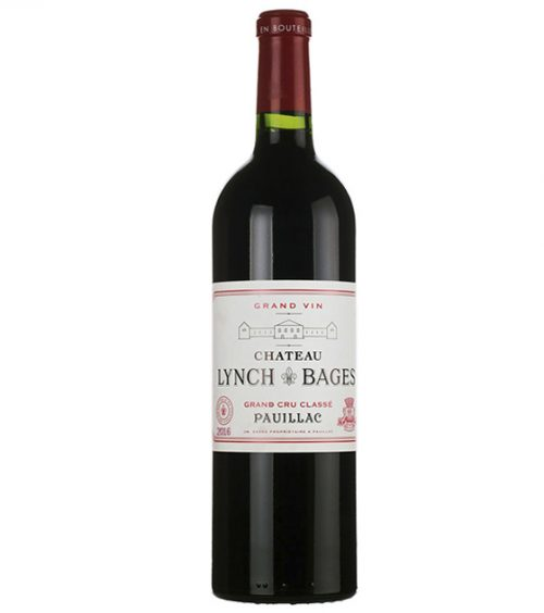 Chateau Lynch Bages 2016